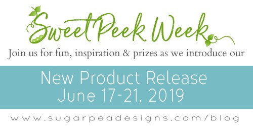 SugarPea Designs Sweet Peek Week - Day 2