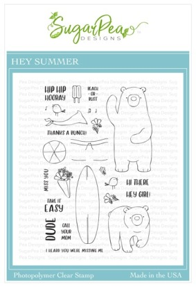 SugarPea Designs Hey Summer