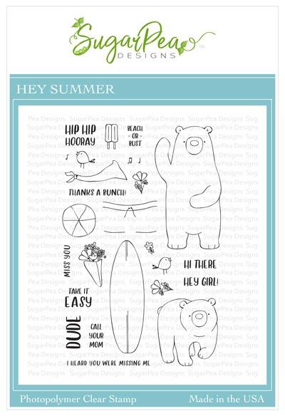 SugarPea Designs Hey Summer