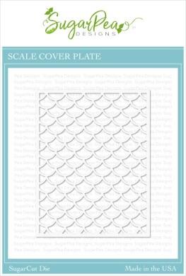 SugarPea Designs Scale Cover Plate