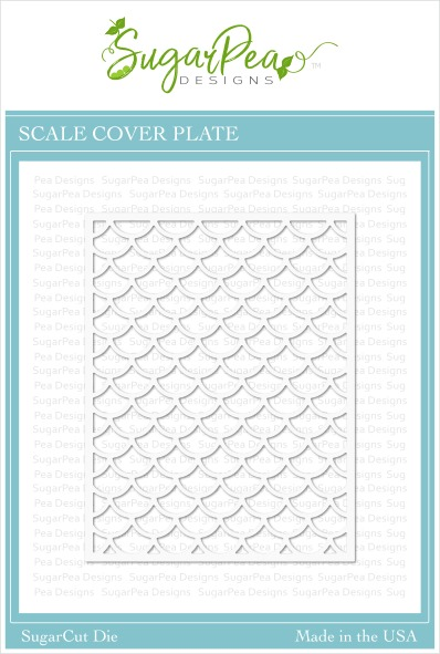 SugarPea Designs Scale Cover Plate
