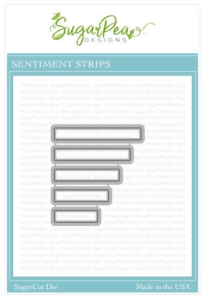 SugarPea Designs Sentiment Strips