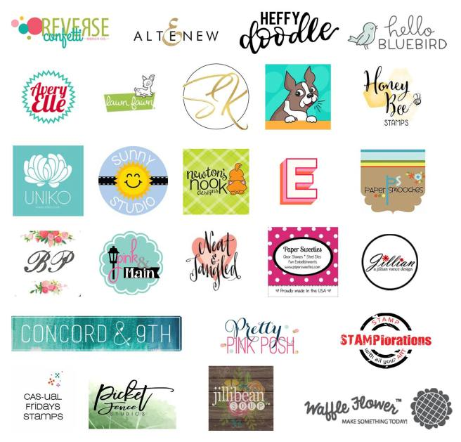 25 Days of Christmas Tags vendors