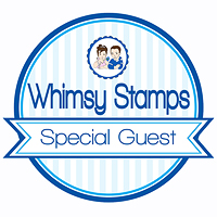 Whimsy Stamps guest designer